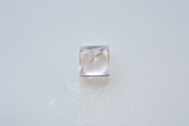Quartz rose - Carré 1.115 ct