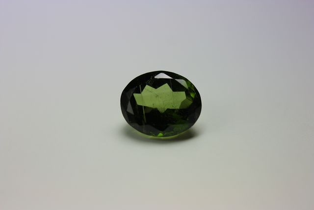 Verdelite tourmaline - Oval 3.165 ct