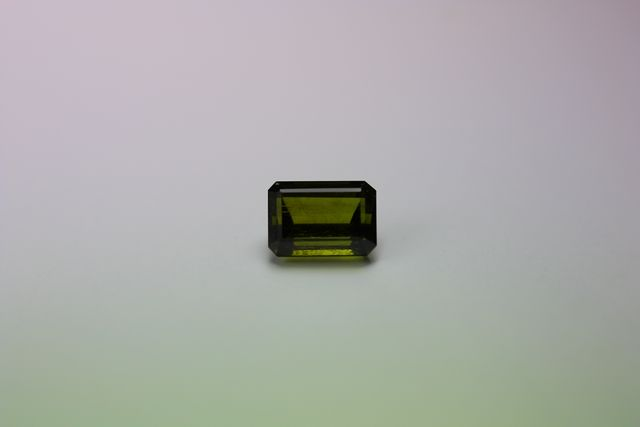 Verdelite tourmaline - Rectangle 1.485 ct