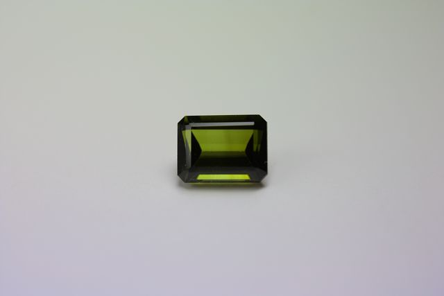 Tourmaline verdelite - Rectangle 1.51 ct