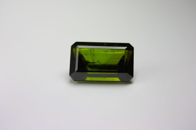 Verdelite tourmaline - Rectangle 10.40 ct