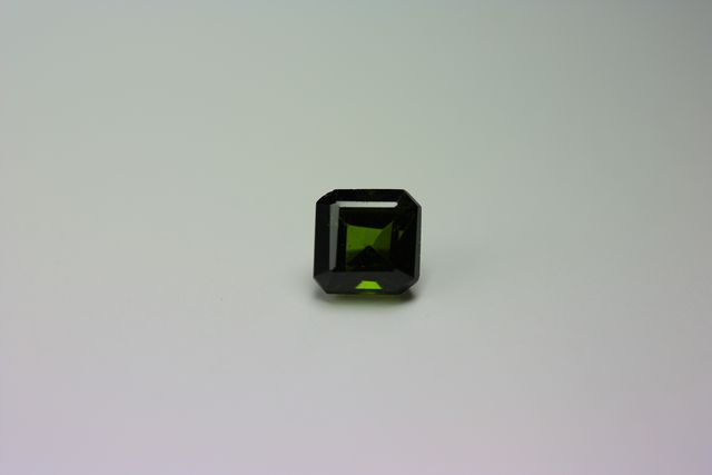 Tourmaline verdelite - Carré 1.25 ct