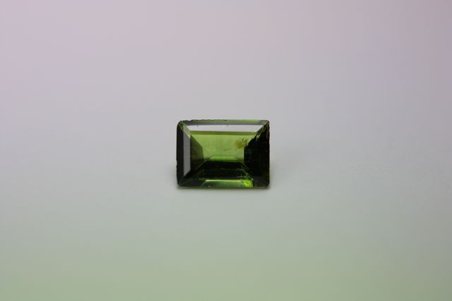 Verdelite tourmaline - Rectangle 0.97 ct