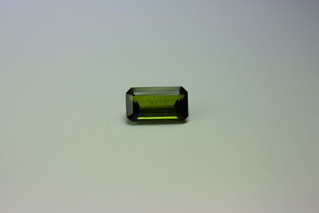 Tourmaline verdelite - Rectangle 1.24 ct
