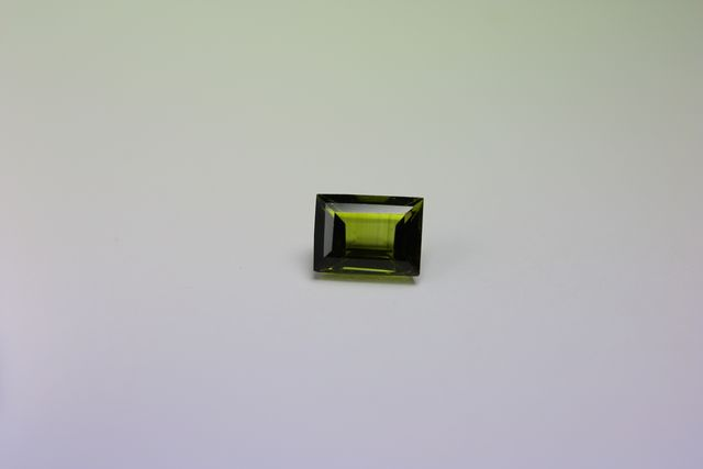 Verdelite tourmaline - Rectangle 0.945 ct