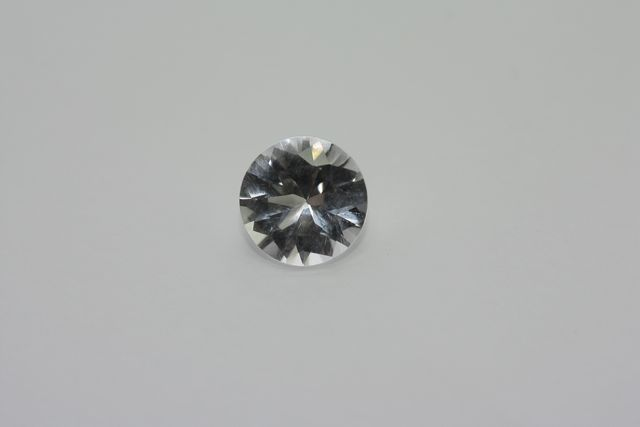 Rock crystal - Round 1.565 ct