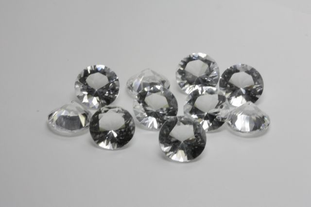 Rock crystal - Round 16.065 ct