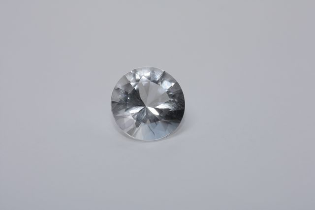 Rock crystal - Round 3.045 ct