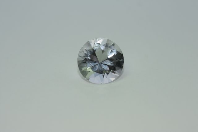 Rock crystal - Round 3.02 ct