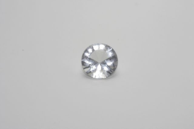 Rock crystal - Round 2.825 ct