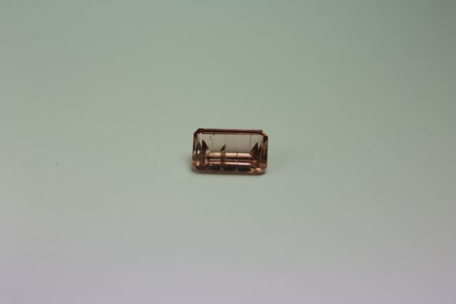 Rubellite tourmaline - Rectangle 0.60 ct