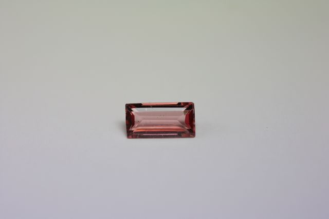 Rubellite tourmaline - Rectangle 0.535 ct