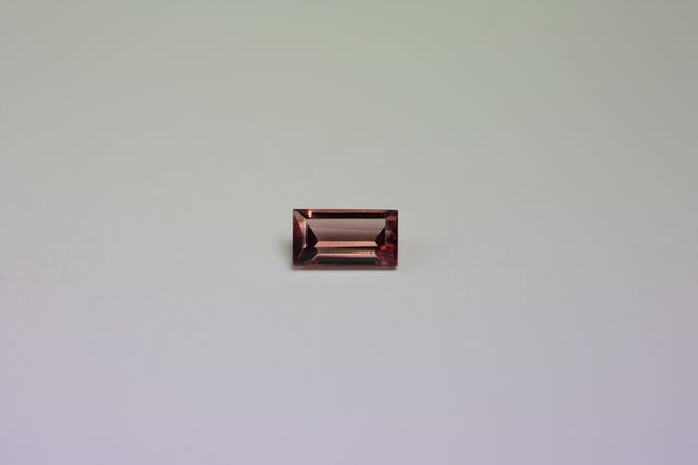 Rubellite tourmaline - Rectangle 0.335 ct