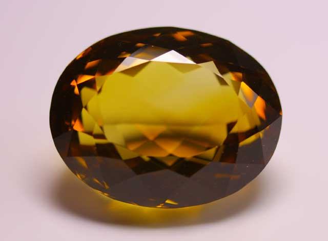 Citrine - Oval - 46.205 ct