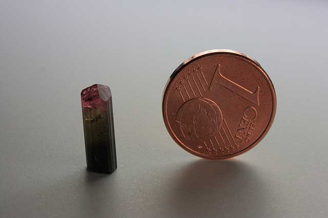 Tourmaline - crystal - 0.441 gr