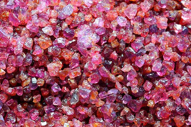 Lot Ruby  - 3.80 kg