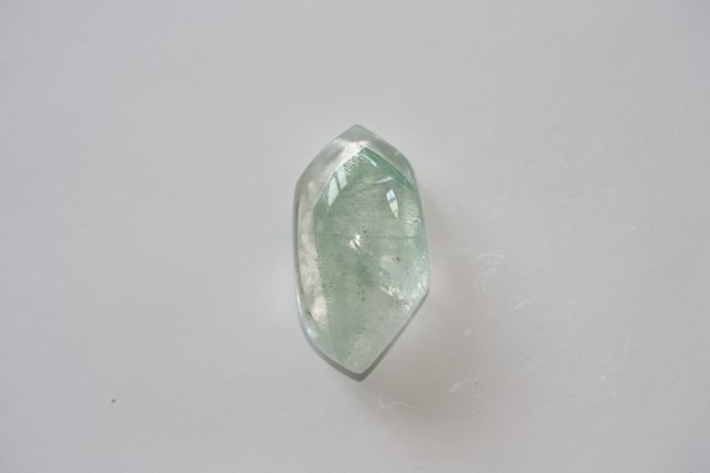 "Quartz ""green ghost"" - 45.925 ct"