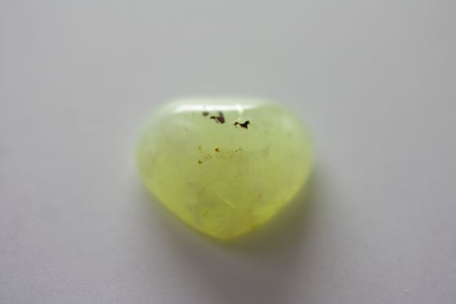 Prasopal opal - Heart 4.97 ct
