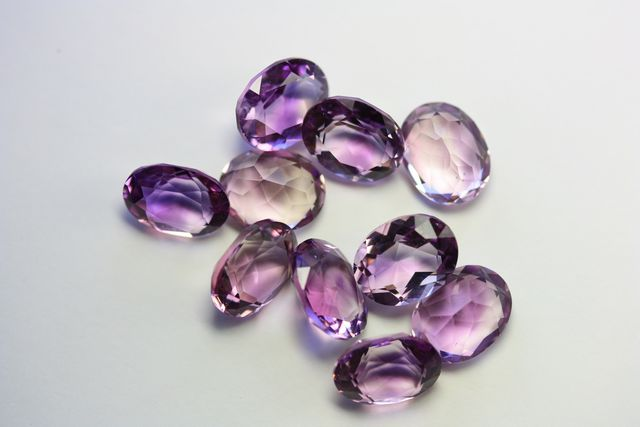Amethyst - Oval 17.695 ct