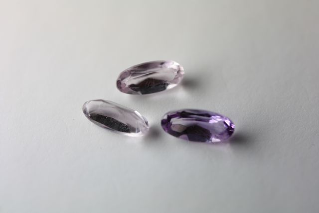 Amethyst - Oval 1.04 ct