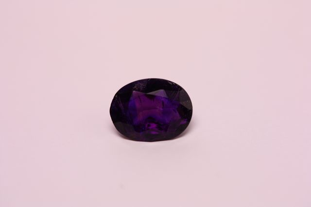 Amethyst - Oval 1.065 ct