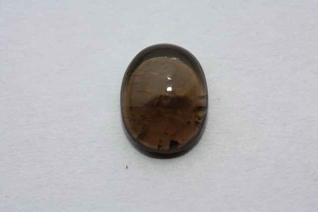 Smoky quartz - Oval 2.225 ct