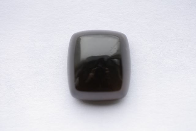 Morion quartz - Rectangle 21.515 ct
