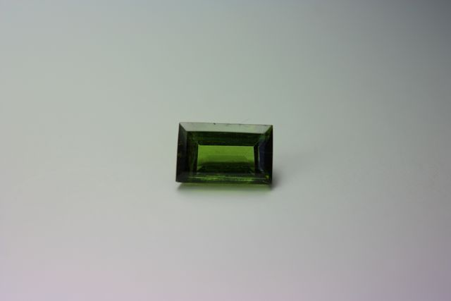 Verdelite tourmaline - Rectangle 1.265 ct