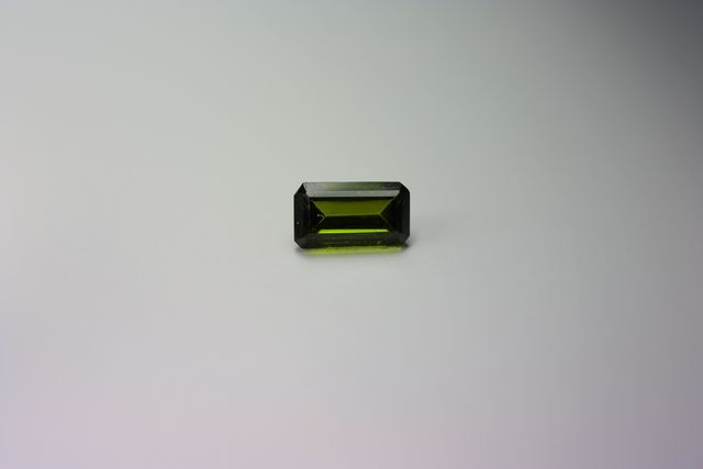 Verdelite tourmaline - Rectangle 1.06 ct