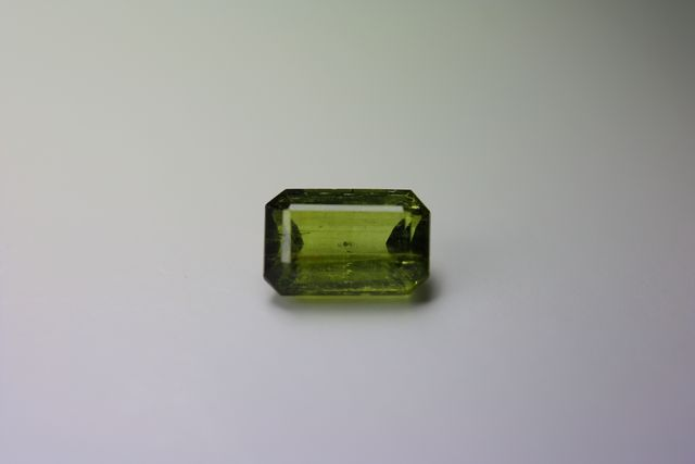 Tourmaline verdelite - Rectangle 1.905 ct