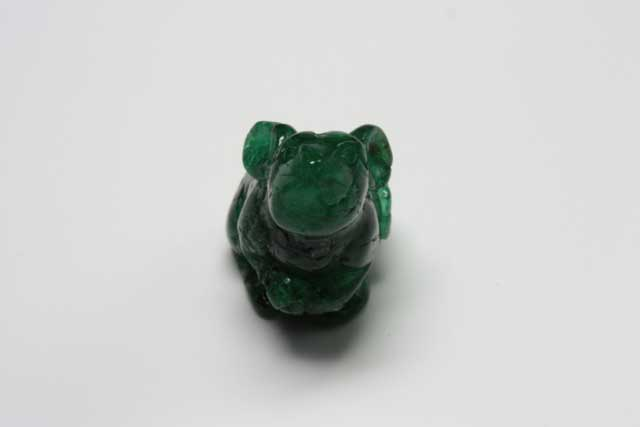 Emerald (Beryl) - Mouse - 	30.785 ct